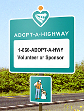 Adopt a Highway image